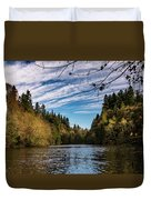 Autumn Cove Duvet Cover