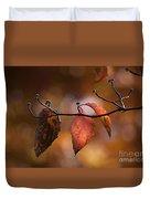 Autumn Dogwood 20121020_11 Duvet Cover