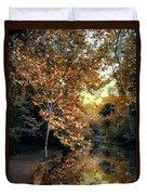 Autumn Enchantment Duvet Cover