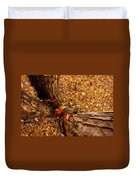 Autumn Fall  Dream Duvet Cover
