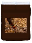 Autumn Fall Duvet Cover