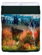 Autumn Feel Duvet Cover