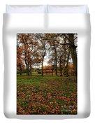 Autumn Fields, Duvet Cover