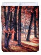 Autumn Firelight Duvet Cover