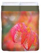 Autumn Fires Duvet Cover