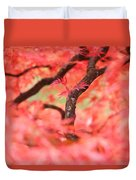 Autumn From Within Duvet Cover
