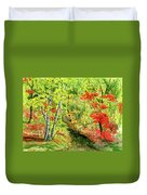 Autumn Fun Duvet Cover