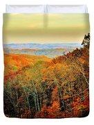 Autumn Glory Duvet Cover