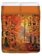 Autumn Glow Duvet Cover