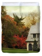 Autumn Grandeur Duvet Cover