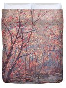 Autumn Harmony. Duvet Cover