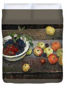 Autumn Harvest Duvet Cover