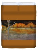 Autumn Hills Duvet Cover