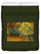 Autumn Hollow I Duvet Cover