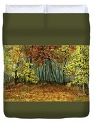 Autumn Hollow Duvet Cover