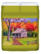 Autumn Home Duvet Cover