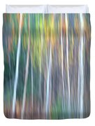 Autumn Impression Duvet Cover