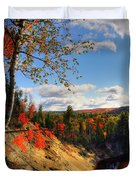 Autumn In Arrowhead Provincial Park Duvet Cover