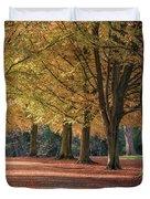 Autumn In Clifton, Bristol Duvet Cover