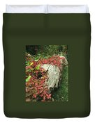 Autumn In Hampstead Duvet Cover