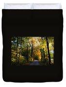 Autumn In Missouri Duvet Cover
