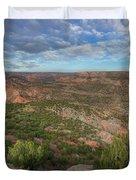 Autumn In Palo Duro Canyon, Texas 1 Duvet Cover