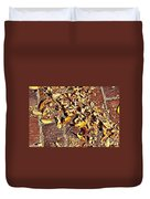 Autumn Is On The Way Duvet Cover