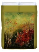 Autumn Lanfscape Duvet Cover