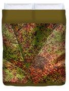 Autumn Leaf Detail Duvet Cover