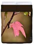 Autumn Leaf Duvet Cover