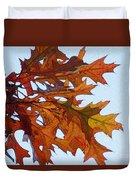 Autumn Leaves 21 Duvet Cover