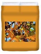 Autumn Leaves4 Duvet Cover