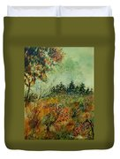 Autumn Mist 68 Duvet Cover