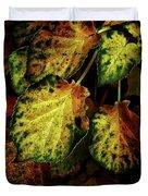Autumn Motif Duvet Cover