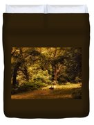 Autumn Outing Duvet Cover