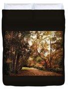 Autumn Passage II Duvet Cover