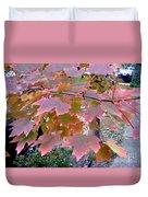 Autumn Pink 2 Duvet Cover