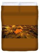Autumn Quilt Duvet Cover