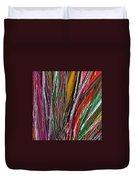 Autumn Reeds Duvet Cover