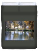 Autumn Reflection 16 Duvet Cover
