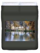 Autumn Reflection 16 Duvet Cover