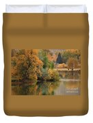 Autumn Reflection 41 Duvet Cover