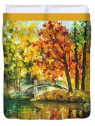 Autumn Rest   Duvet Cover