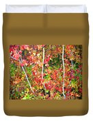 Autumn Sanctuary Duvet Cover