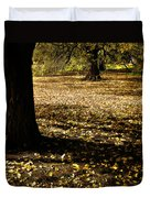 Autumn Scatterlings Duvet Cover