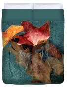 Autumn Seined Duvet Cover