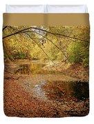 Autumn Serenity Duvet Cover