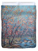 Autumn Serenity Duvet Cover