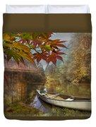 Autumn Souvenirs Duvet Cover