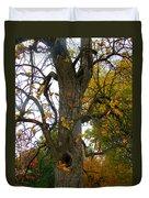 Autumn Spook Duvet Cover